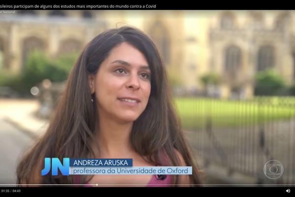 andreza tv